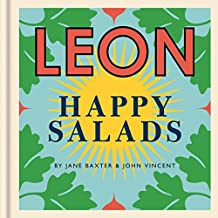 LEON Happy Salads (Happy Leons) (English Edition)