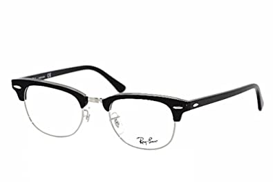 7d5d92cdfa6 Amazon.com  Ray-Ban RX5154 Clubmaster Eyeglasses 100% Authentic ...