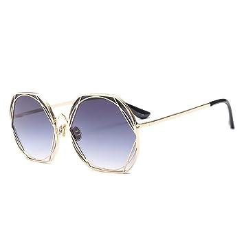 shell Gafas de Sol Tendencia Gafas de Moda clásica anti ...