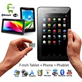 7 Dual Core Tablet PC Android 6.0 Marshmallow Dual Camera WiFi Bluetooth Google Play Store Capacitive Touch