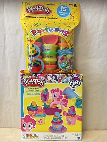 Play-Doh My Little Pony Pinkie Pie Cupcake Party & Play-Doh