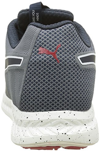 Mechs Puma Baskets Pearl Eclipse smoked Mixte Rbr Gris total Basses Adulte Ignite 11w5UrqZ