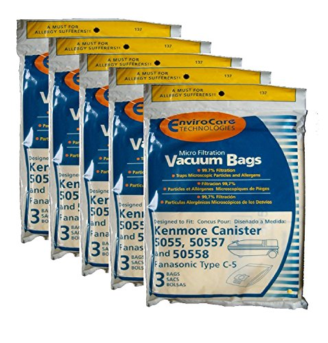 Envirocare Vacuum Kenmore Canister Panasonic product image