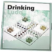 """TRINKSPIEL """"Drinking Ludo"""" incl. 16 Gläser"""