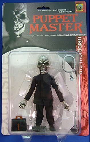 Puppet Master The Mortician Exclusive Full Moon Toy Direct variant by Puppet Master Action Figure -