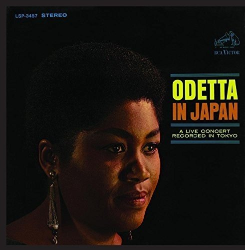 Odetta in Japan (Live) by RCA/Legacy