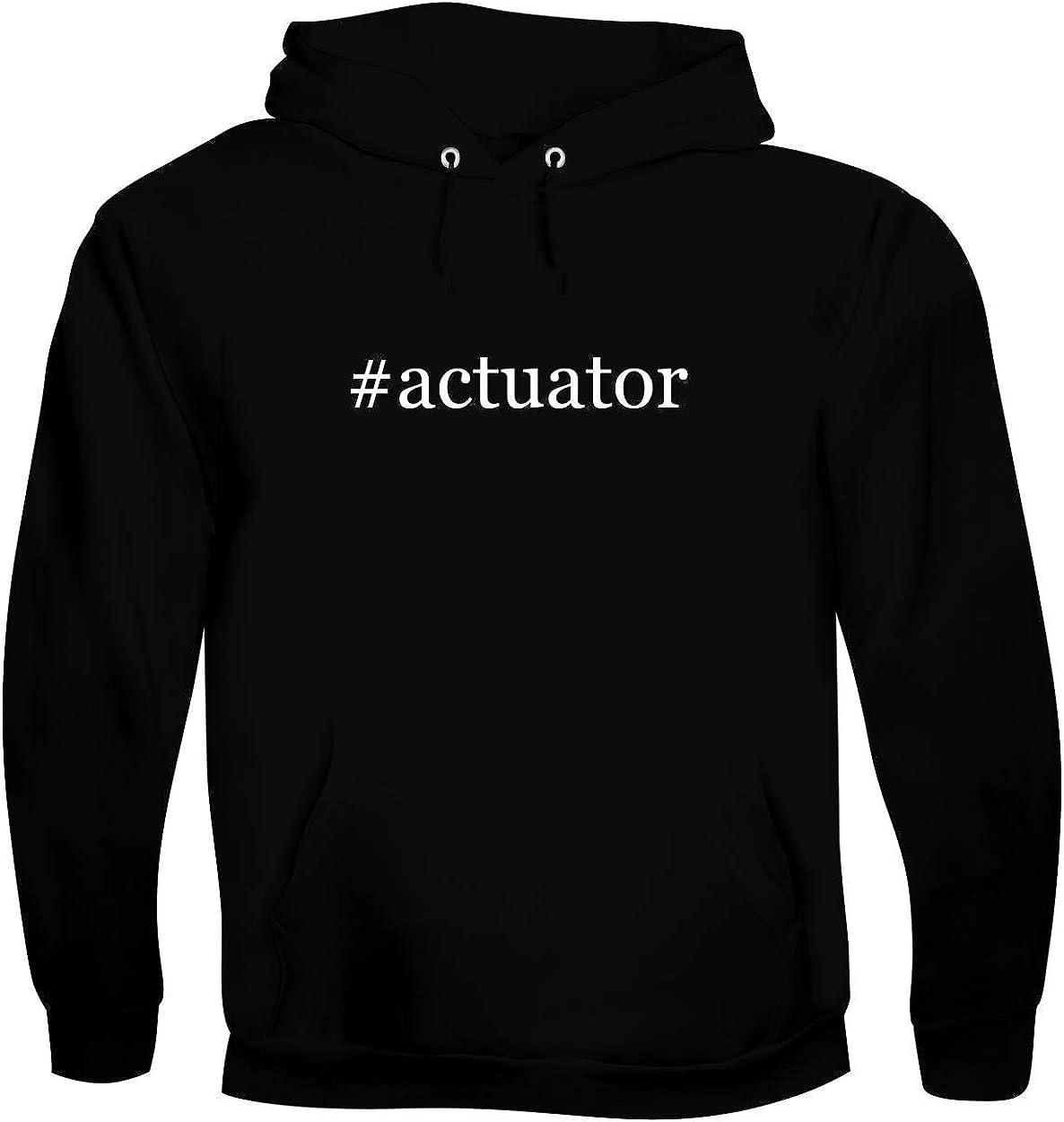 #actuator - Men's Hashtag Soft & Comfortable Hoodie Sweatshirt Pullover