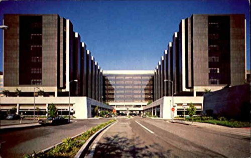 Cedars Sinai Medical Center, 8700 Beverly Boulevard Los Angeles, California Original Vintage - Beverly Centre
