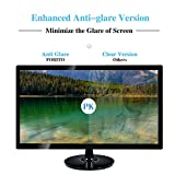 "24 Monitor Screen Protector -Blue Light Filter, Eye Protection Blue Light Blocking Anti Glare Screen Protector for Diagonal 24"" with 16:9 Widescreen Desktop Monitor"