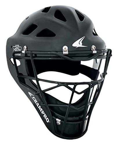 (Champro Hockey Style Headgear, Black, 61/2
