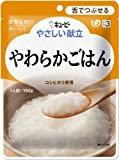 QP-friendly menu Category 3 soft rice 150g ~ 6 pieces