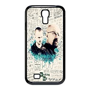 AinsleyRomo Phone Case TV Breaking Bad series pattern case For SamSung Galaxy S4 Case *BR9BA2860