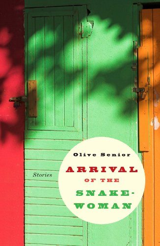 Arrival of the Snake-Woman and Other Stories