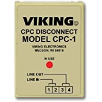 VIKING ELECTRONICS Viking Calling Party Contol / VK-CPC-1 /