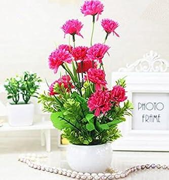Uberlegen Huahongliulv Künstliche Pflanze, Topf Pflanzen, Pflanzen, Bonsai, Pflanzen, Blumen  Topf,