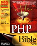 img - for PHP Bible book / textbook / text book