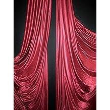 Aerial Silks/Fabric by the Yard 1 QTY=1 Yard (Burgundy)
