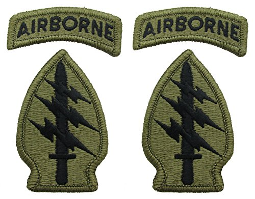 Special Forces Patch - 1