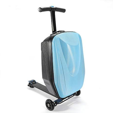 Estuche de Viaje de 20 Pulgadas Scooter Scooter Trolley ...