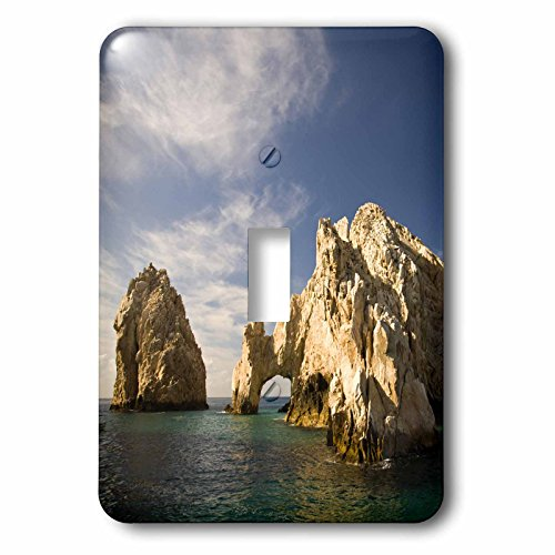 (3dRose lsp_86803_1 Lands End, The Arch, Rock Formation, Mexico Sa13 Sws0218 Stuart Westmorland Single Toggle)
