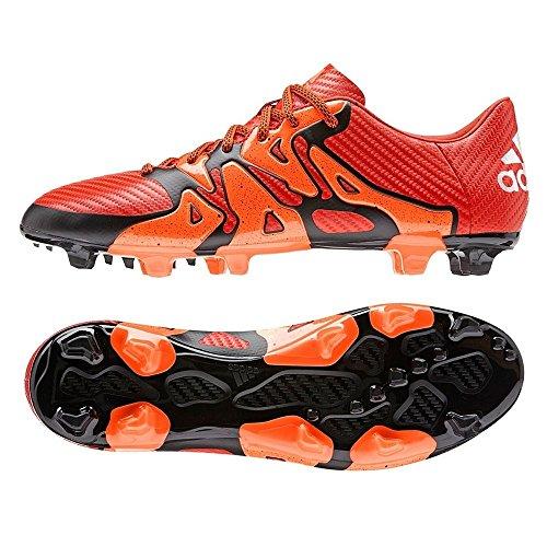 Arancio 3 Fg X15 Da ag Scarpe Uomo Adidas Calcio SFpxqq