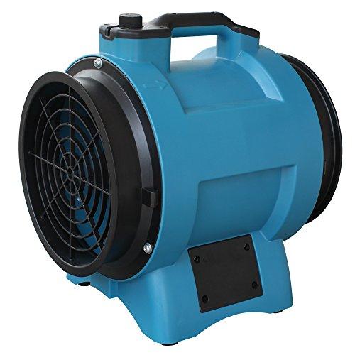 Industrial Air Ventilator : Xpower industrial confined space ventilator fan