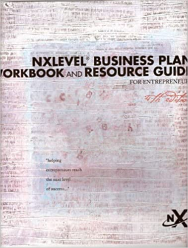 nxlevel business plan