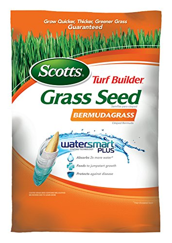 Scotts Turf Builder Grass Seed - Bermudagrass, 15-Pound (Sold in select Southern states)