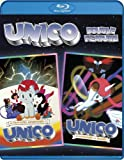 Unico Double Feature: The Fantastic Adventures of Unico/In the Island of Magic [Blu-ray]