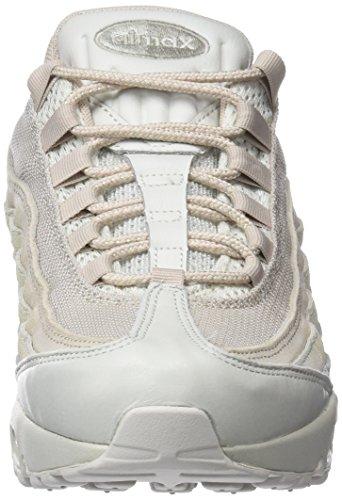 Light Prm Bone Uomo Scarpe da Nike Beige Light Bone Air 95 String Ginnastica Max T4wyxFAz