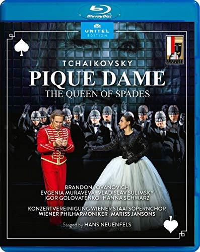 Tchaikovsky: Pique Dame [The Queen of Spades] [Blu-Ray] (Alexander Schwarz)