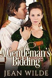 A Gentleman's Bidding (The Scarlet Salon Boo