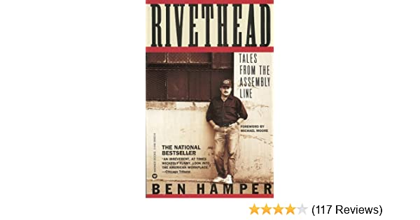 rivethead book