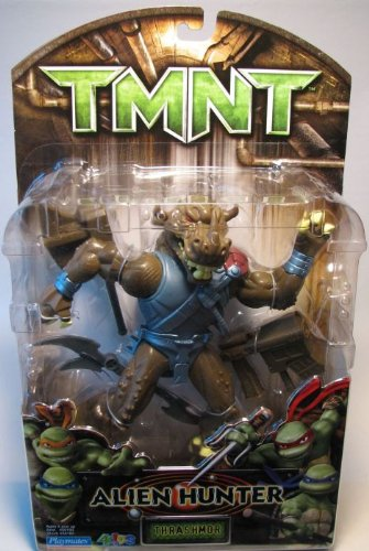 Teenage Mutant Ninja Turtles TMNT Alien Hunter figura de ...