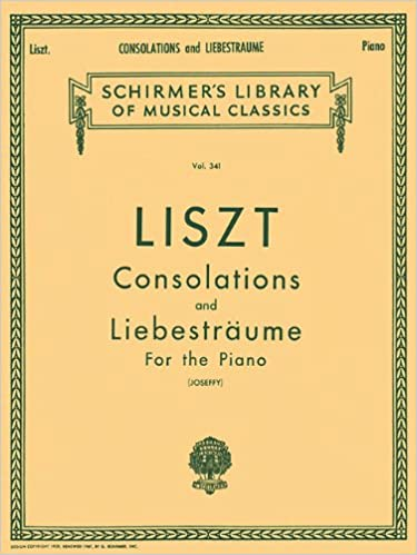 \INSTALL\ Consolations And Liebestraume: Piano Solo (Piano Collection) (Schirmer's Library Of Musical Classics). Requires perfecta updated historia utiliza Balance desde enjoy 51g63buxKkL._SX373_BO1,204,203,200_