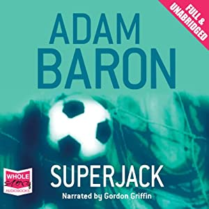 Superjack Audiobook