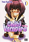 Chibi Vampire Karin, Tome 1 par Kagesaki