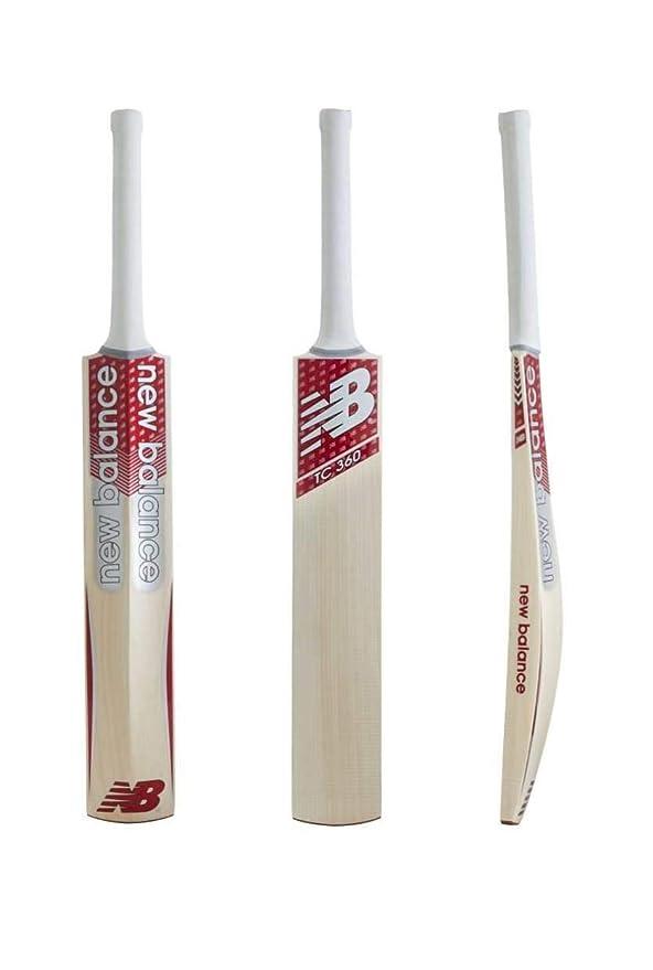 new balance TC (360) Senior Kashmir Willow Cricket Bat (Multicolour)