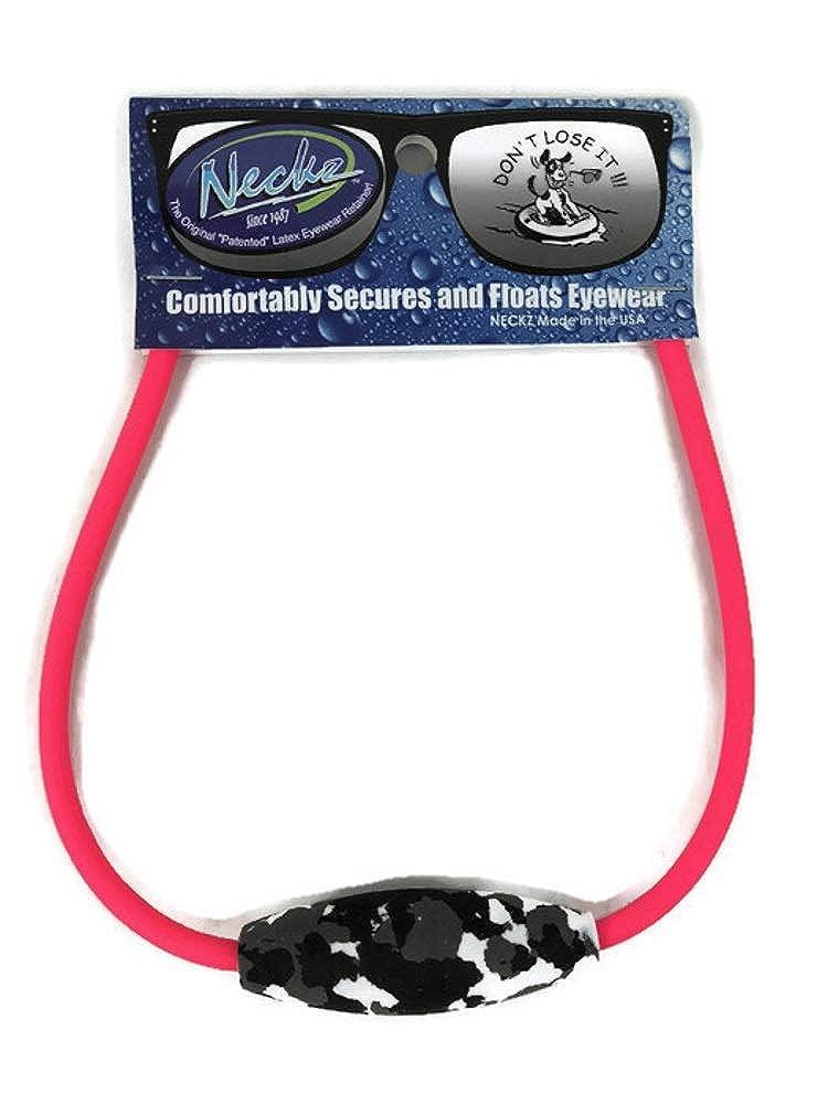 Neon Neckz Floating Fishing Boating Eyewear Sunglasses Retainer with Floater