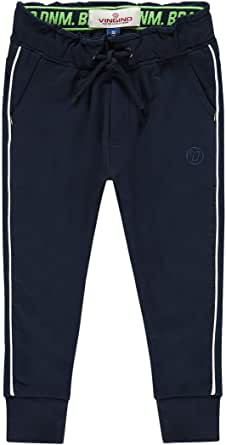 Vingino Staf - Pantalones de chándal para niño, color azul oscuro