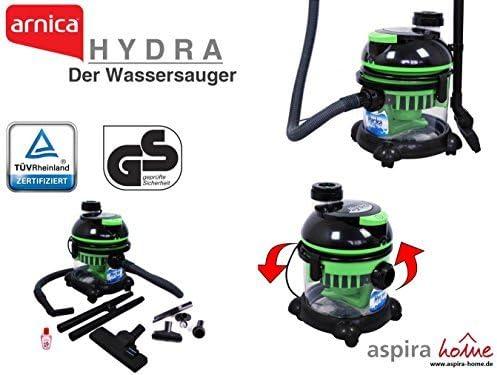 Arnica AA 144B - Aspiradora (2400 W, Aspiradora de tambor, Negro ...
