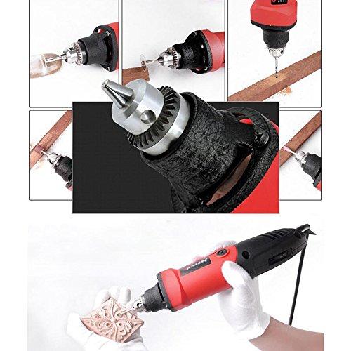 Kit De Eléctrica Herramientas Mini Amoladora Rotatorias Anhpi qpaz7B