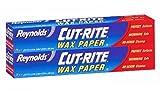 Reynolds Wrap Cut-Rite Wax Paper, 75 Sq Ft