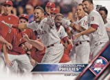 Philadelphia Phillies 2016 Topps MLB Baseball Regular Issue Complete Mint 20 Card Team Set with Ryan Howard, 6 Different Rookie Cards and Others