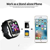 Amazon com: Uwinmo Bluetooth Smart Watch, Touch Screen Smart