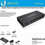 Best Ubiquiti Networks Network Routers - Ubiquiti ERPoe-5 EdgeRouter PoE 48V 5 Gigabit ports Review