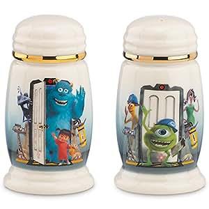 Lenox Disney Monsters, Inc. Salt & Pepper Set From Lenox