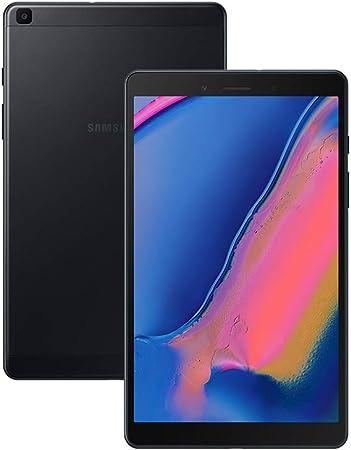 Samsung Galaxy Tab A 8 0 Inch Lte 32gb 2gb Ram Black Computers Accessories