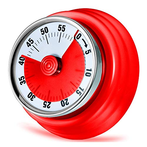 Countdown Reminder Magnetic Management Mechanical Red product image