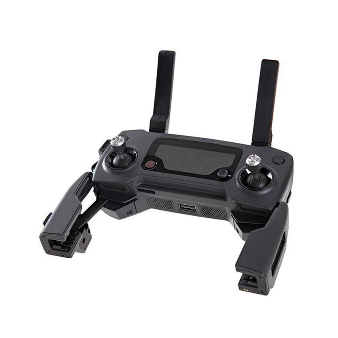 Heaviesk Soporte para tableta Soporte para tel/éfono Abrazadera Controlador Accesorio Drone para DJI Mavic Air//Pro Support Tabletas para tel/éfonos de 4-12 pulgadas